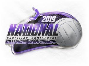 2019 The National Christian HomeSchool Volleyball Championships