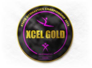 2019 Xcel Gold States