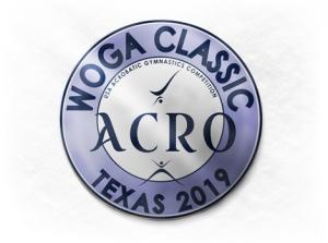 2019 WOGA Classic Acro Gymnastics