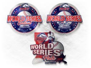 2018 Pony Baseball World Series (Shetland-Pinto-Pinto Plus)