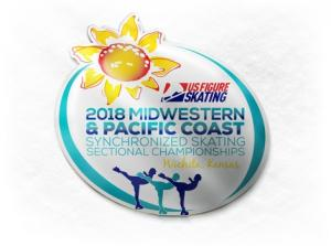 2018 Midwestern and Pacific Coast Synchronized Skating Sectional Championships