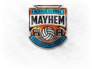 2020 Middle School Mayhem Volleyball Tournament