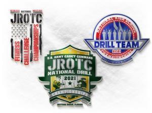 2021 National High School Drill, 2021 U.S. Army JROTC National Drill, 2021 National JROTC Fitness Challenge Championships