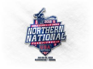 2018 USA Softball Girls A 16U Northern National Championship
