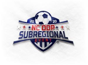 2020 NC ODP Subregional Tournament