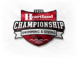 2020 Heartland Collegiate Athletic Conference - Swimming and Diving