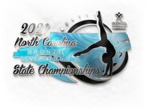 2021 North Carolina Bronze & Levels 2-4 Gymnastics State Championships