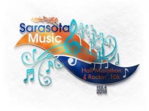 2018 Sarasota Music Half Marathon & Rockin