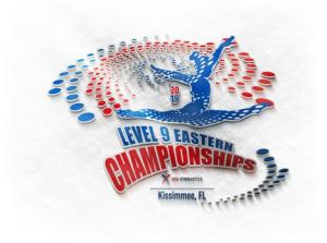 2019 Junior Olympic Level 9 Eastern National Championships