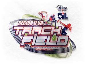 2019 UIL Region II 6A Track & Field