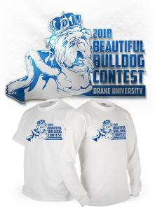 2018 Beautiful Bulldog Competition