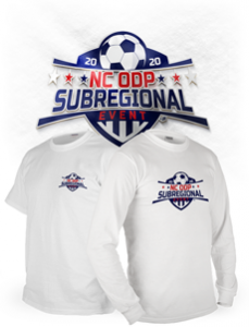2020 NC ODP Subregional Tournament