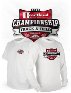 2020 Heartland Collegiate Athletic Conference - Indoor Track and Field