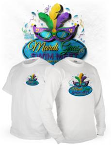 2021 EXCEL Mardi Gras Swim Meet