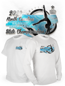 2021 North Carolina Bronze & Levels 2-4 Gymnastics State Championships
