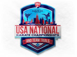 2021 USA National Karate Champs and Team Trials