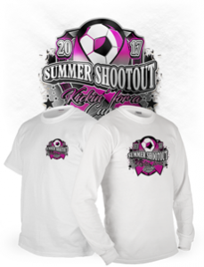 2017 Summer Shootout Kickin' for a Cure