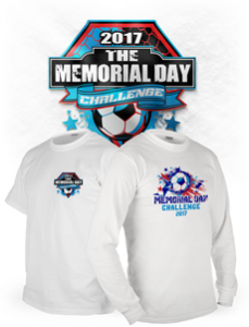2017 The Memorial Day Challenge