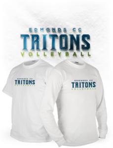 Edmonds CC Tritons VolleyBall