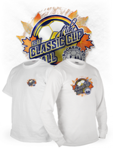 2017 Chicago Sockers Nike Classic Cup Fall