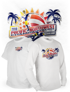 Pacific Northwest National Qualifier Beach Volleyball