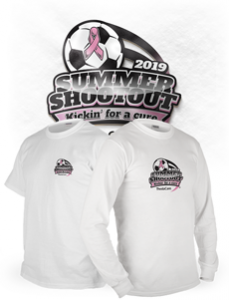 2019 Summer Shootout Kickin' for a Cure