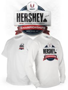 2018 USATF Hershey National Youth Indoor Championships