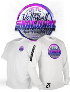 2018 The National Christian HomeSchool Volleyball Championships