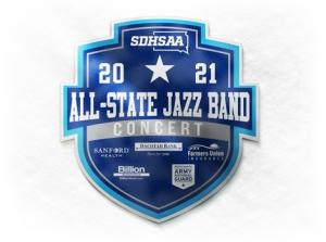 2021 SDHSAA All State Jazz Band