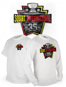 2019 Squirt International Hockey Tournament