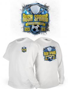 2021 Iowa Rush Spring Champions Cup