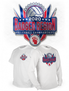 2020 Badger Region Volleyball Championships & Dale Rohde Memorial Tournament
