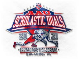 2021 AAU Wrestling Scholastic Duals