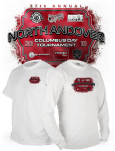 2019 37th Annual North Andover Columbus Day Tournament