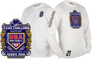 2019 USA Softball Texas Challenge Series