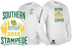 2018 Southern Stampede Cross Country Meet