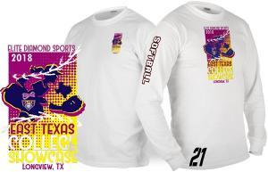 2018 Elite Diamond Sports East Texas College Showcase