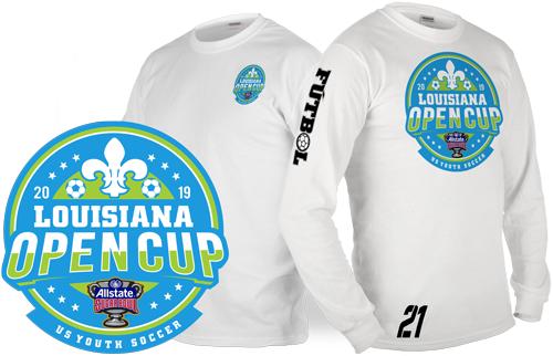 2019 Louisiana Open Cup