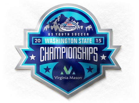 Official Event Apparel Store for US Youth Soccer Washington State Championships 2015