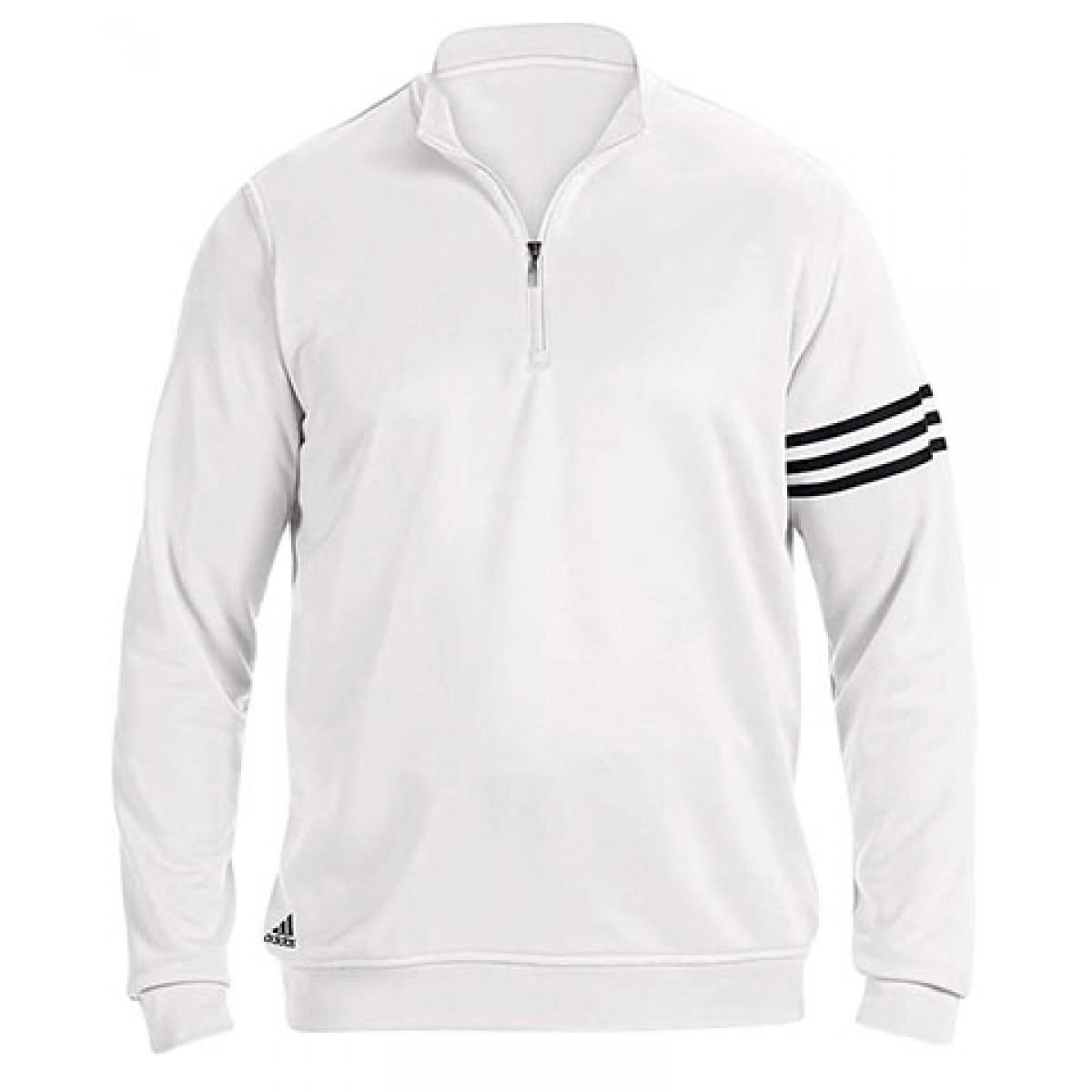 Adidas Men's 3-Stripes Pullover