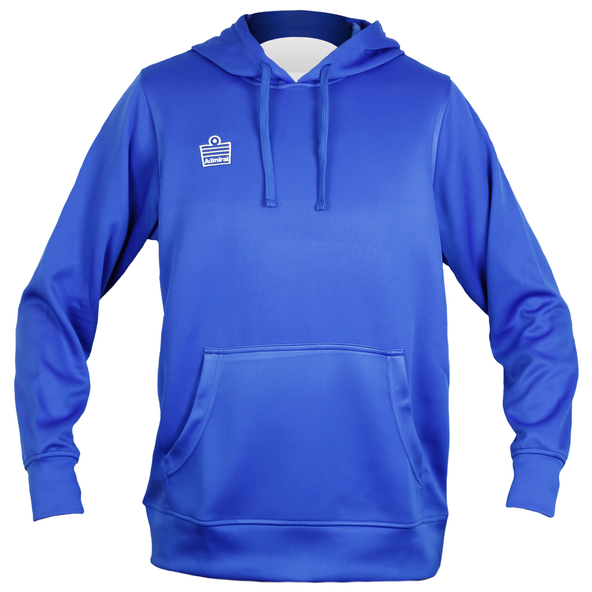 Admiral Tech Travel Hoodie-Blue-S