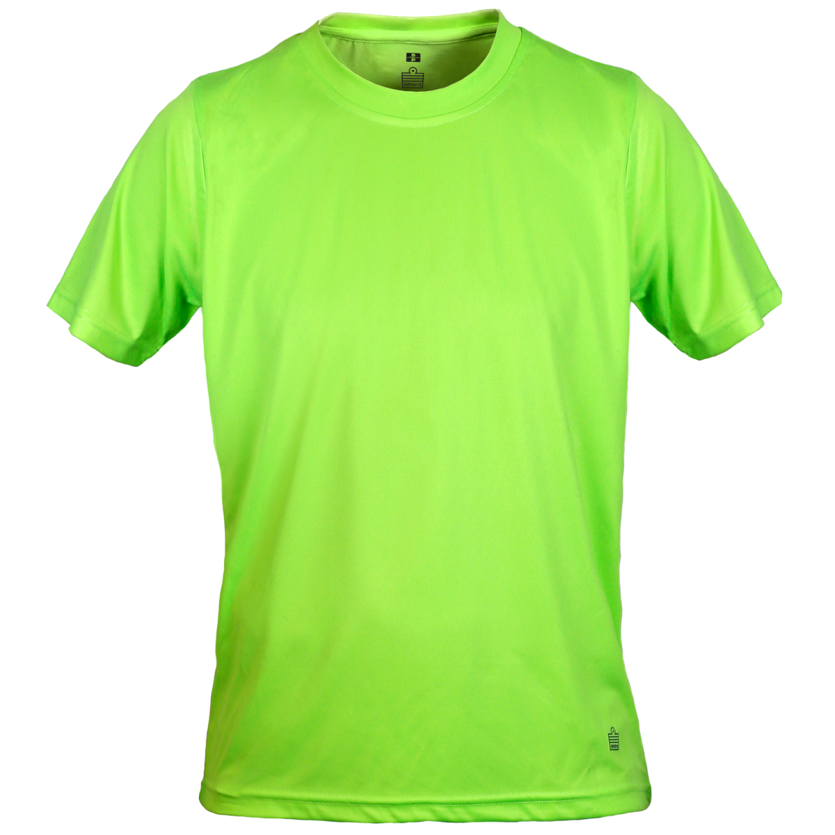 Admiral Performance Jersey-Neon Green-S