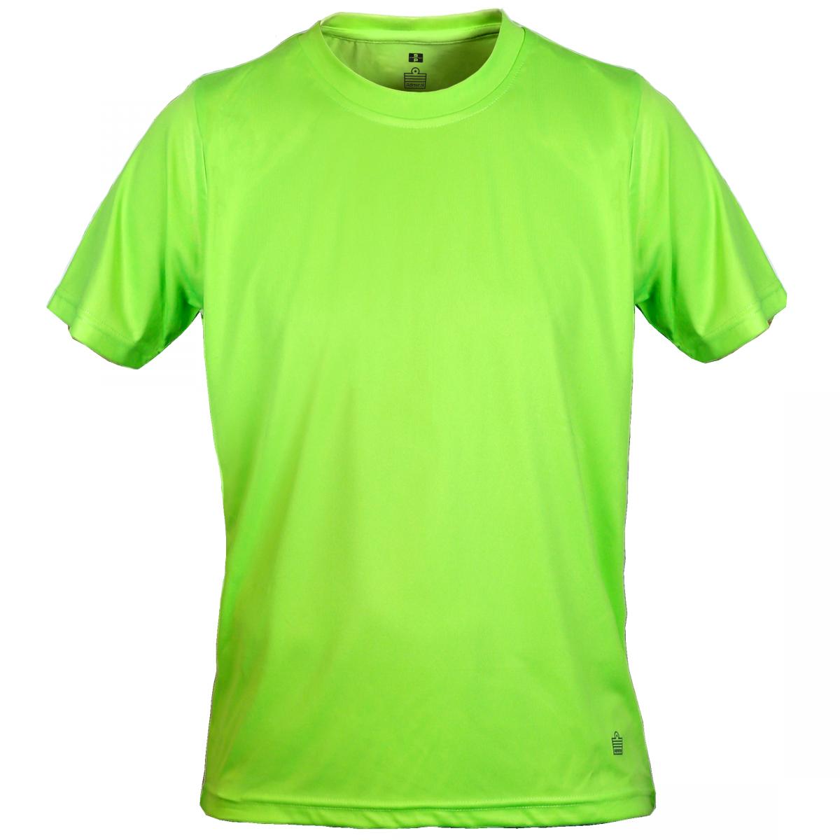 Admiral Performance Jersey-Neon Green-2XL