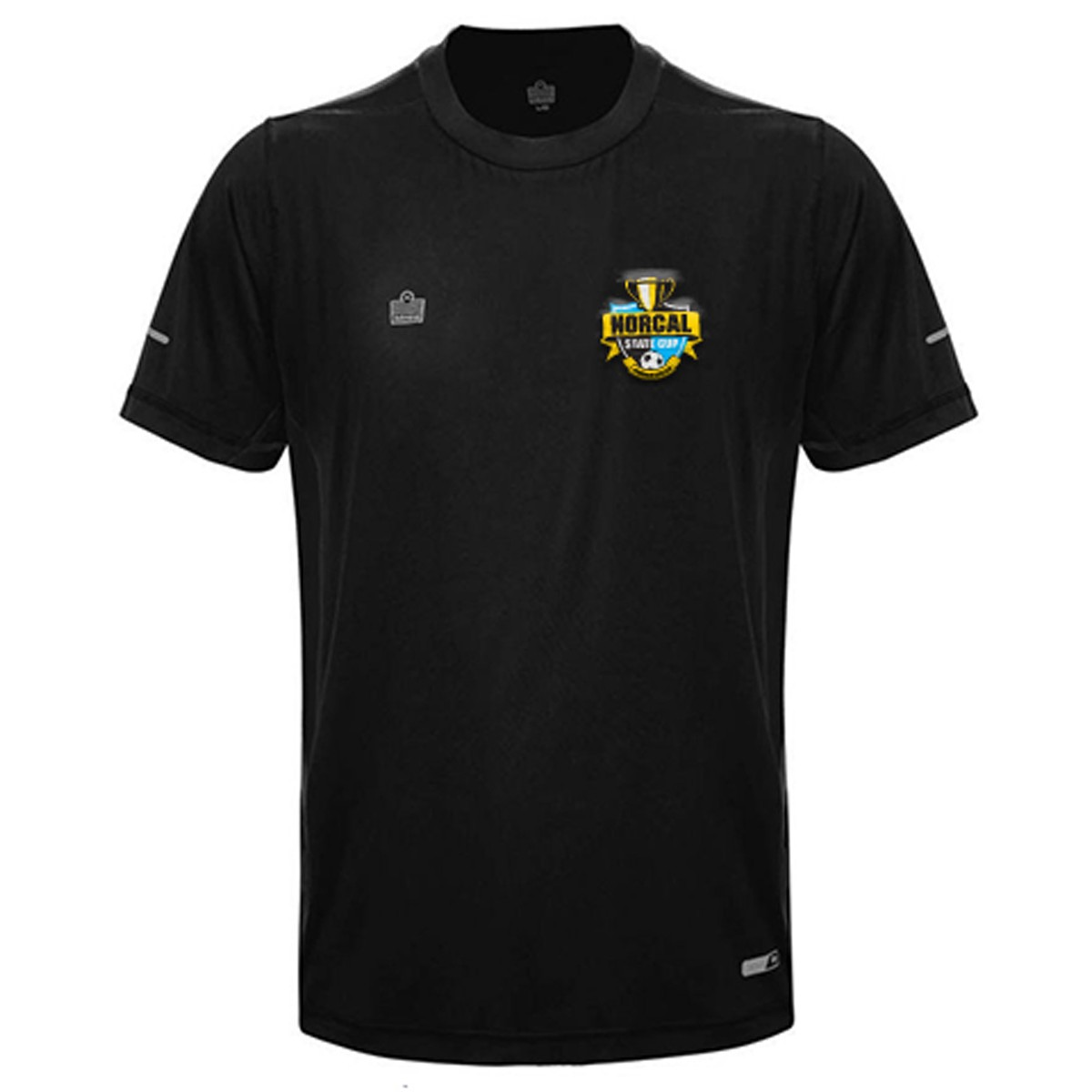 Embroidered Admiral Pro Stretch Training Shirt-YS