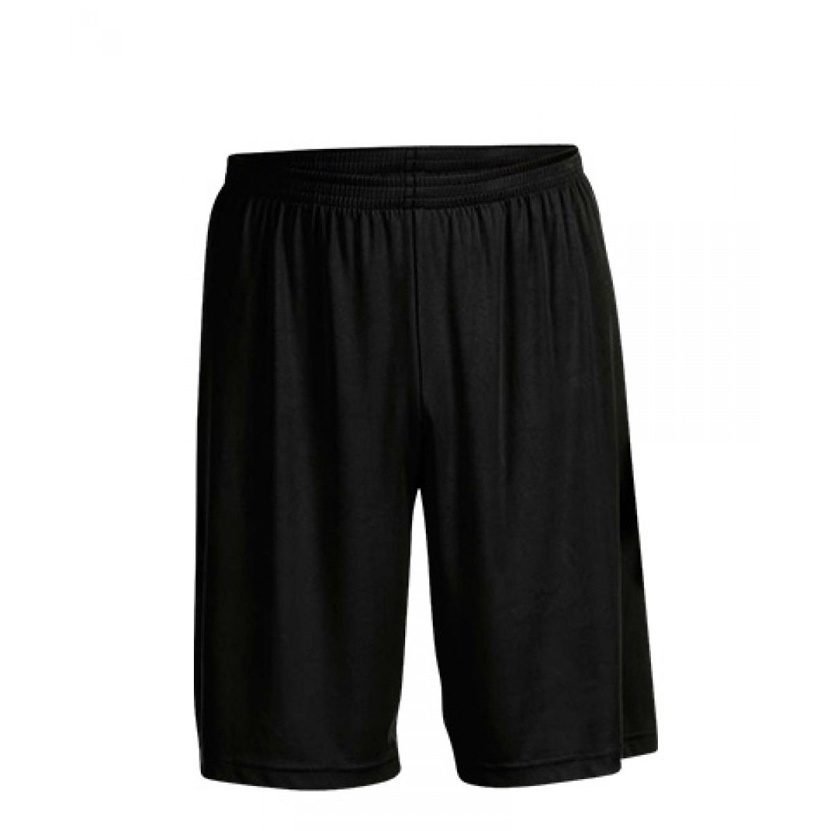 Men's Performance Shorts-Black-L