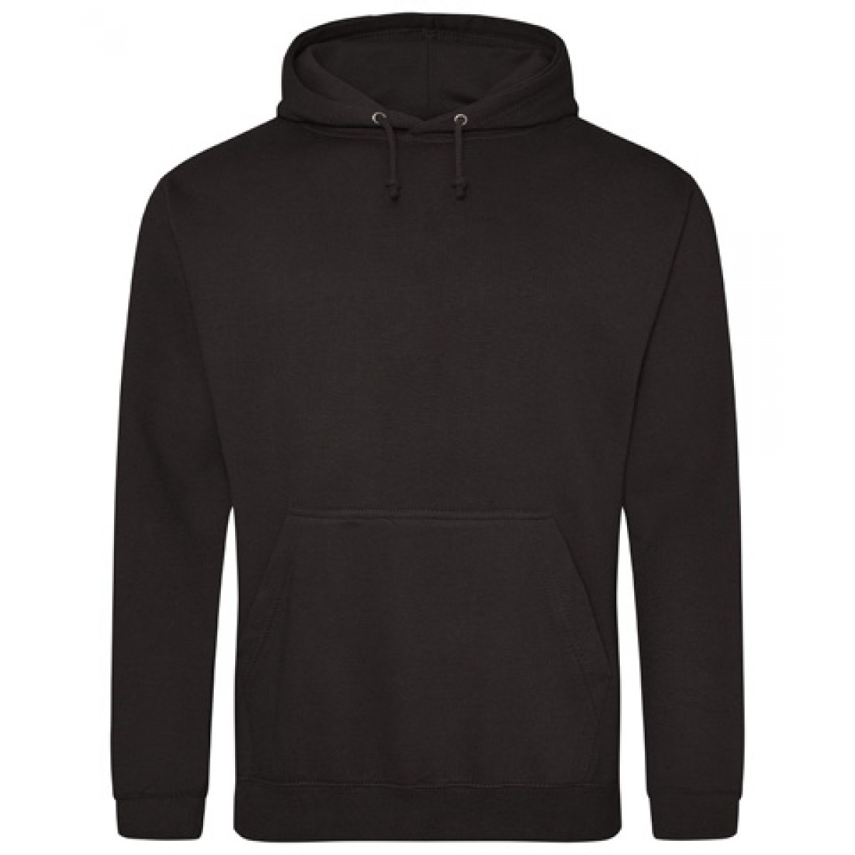 Hooded Sweatshirt 50/50 Heavy Blend-Black-XS
