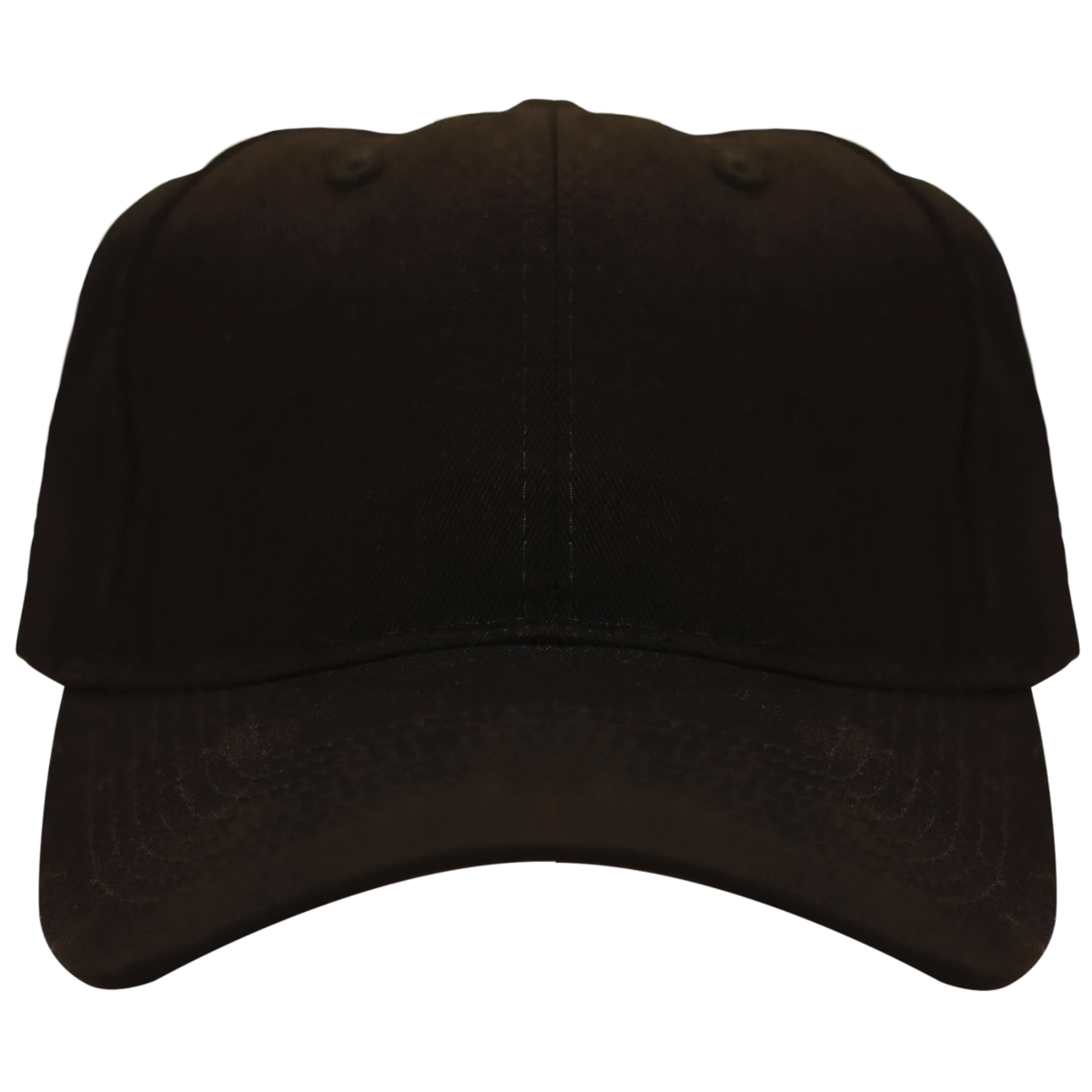 Embroidered Cap-Black-OS