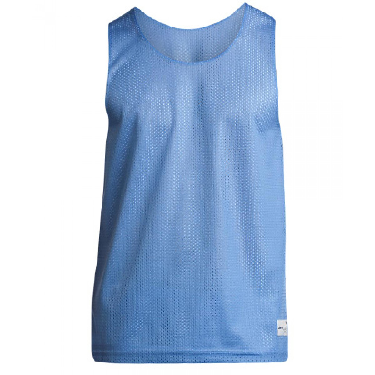 Men's Classic Mesh Reversible Tank-Blue-XL