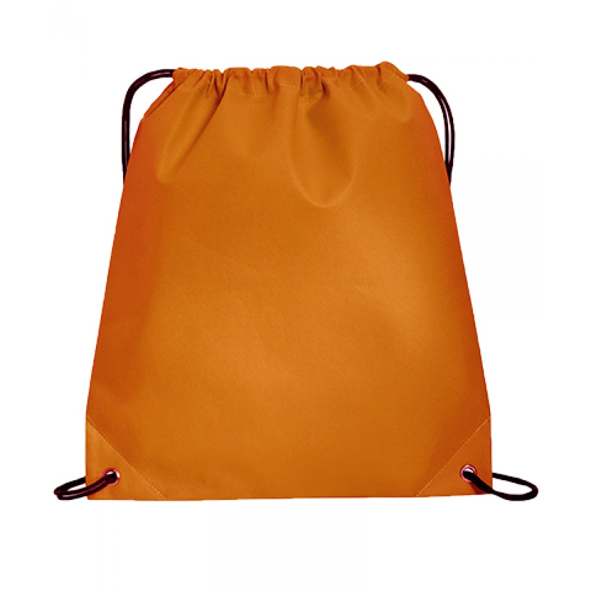 Port Authority® Ultra-Core Cinch Pack-Orange