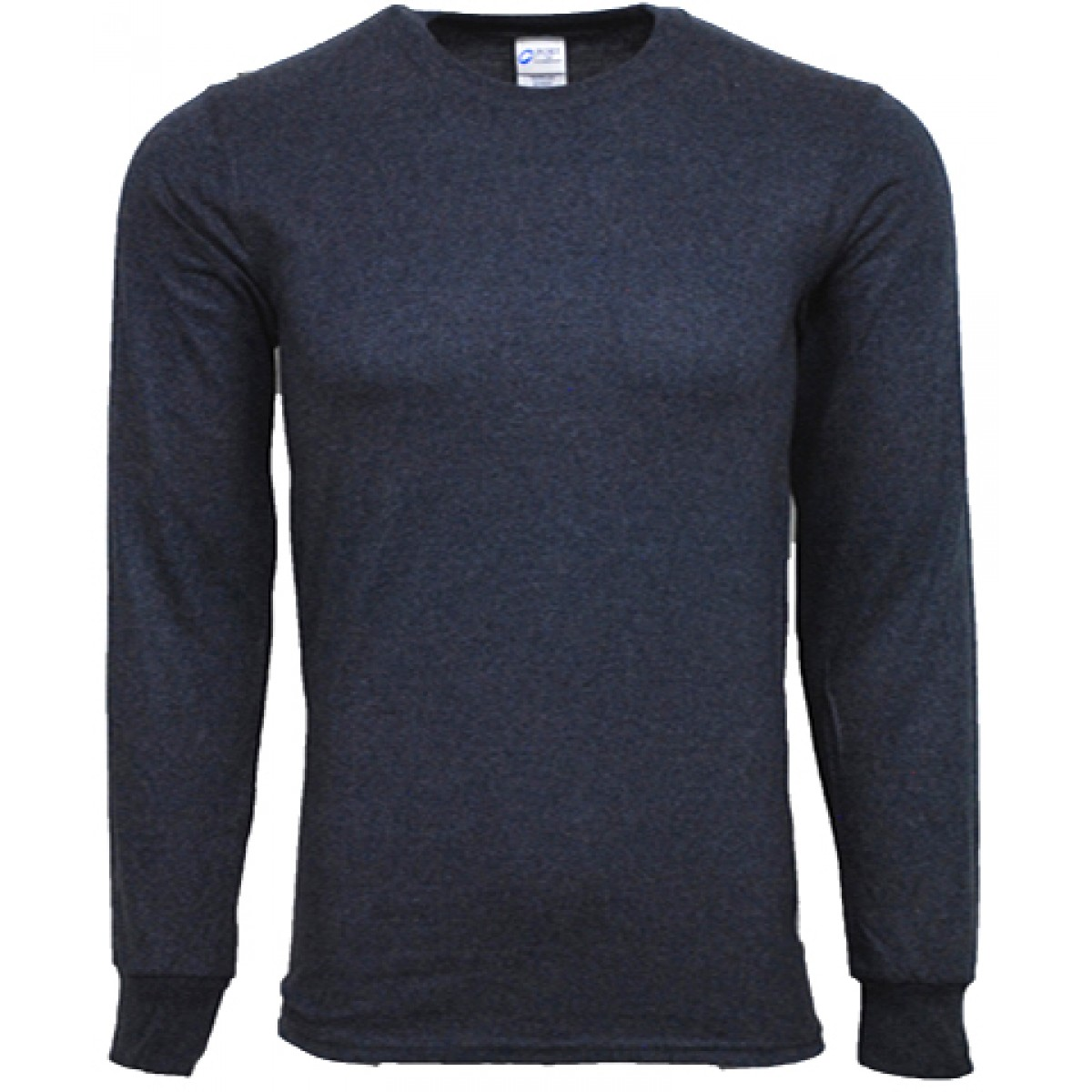 Heather Blue Long Sleeve
